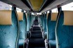 Bus - wnętrze pojazdu