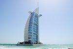 Arabska wieża - Dubaj