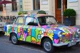 malowidło - samochody