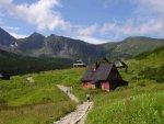 Zakopane - góry tatry